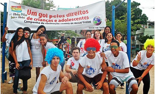 BRASIL PROMOVERÁ EL BUENTRATO EN LAS OLIMPÍADAS